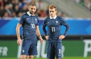 FOOTBALL : France vs Albanie - Match amical - 14/11/2014
